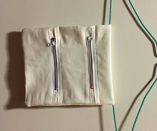 Hidden Hanger Pockets