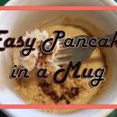 Easy Pancake in Mug