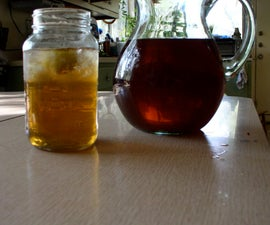 How To Make Solar Tea