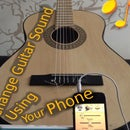 Change Guitar Sound using your Phone :)