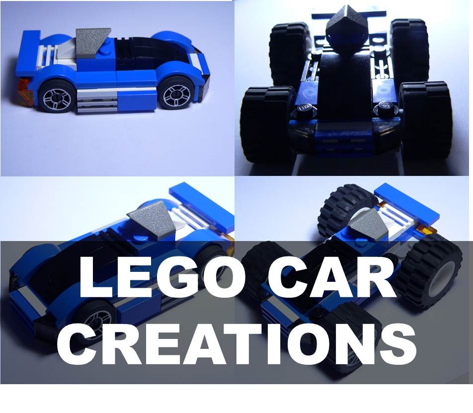 Picture of LEGO CAR CREATIONS
