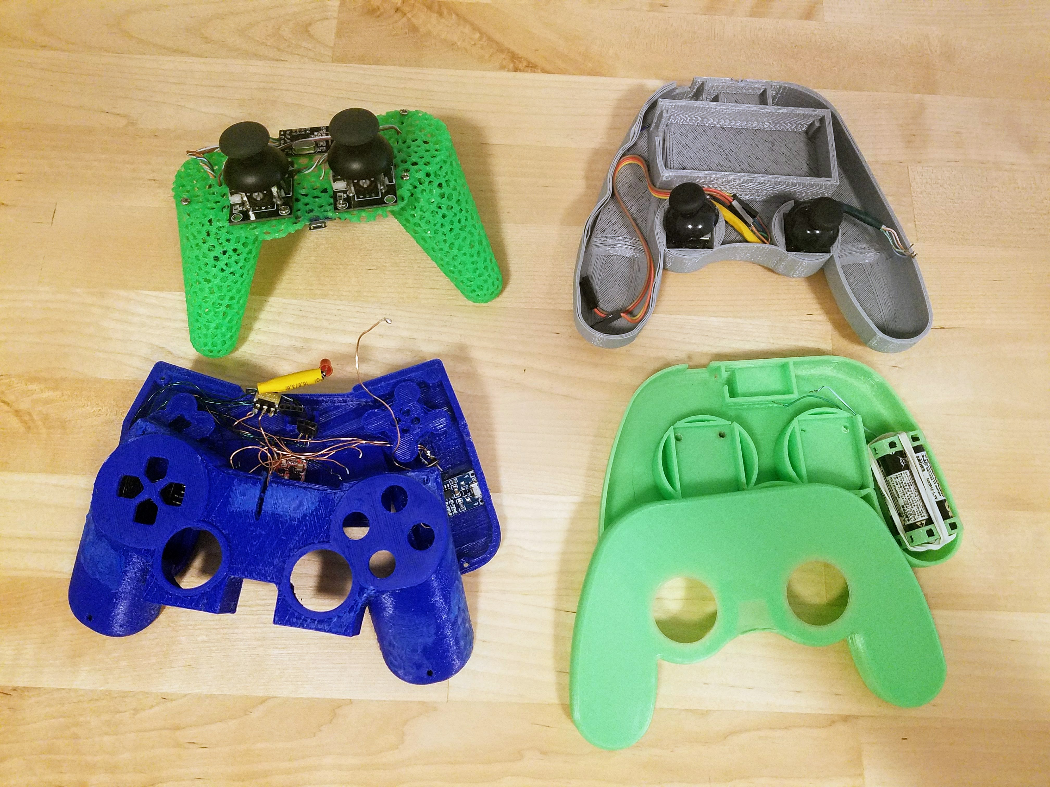Picture of Controller (past Designs)