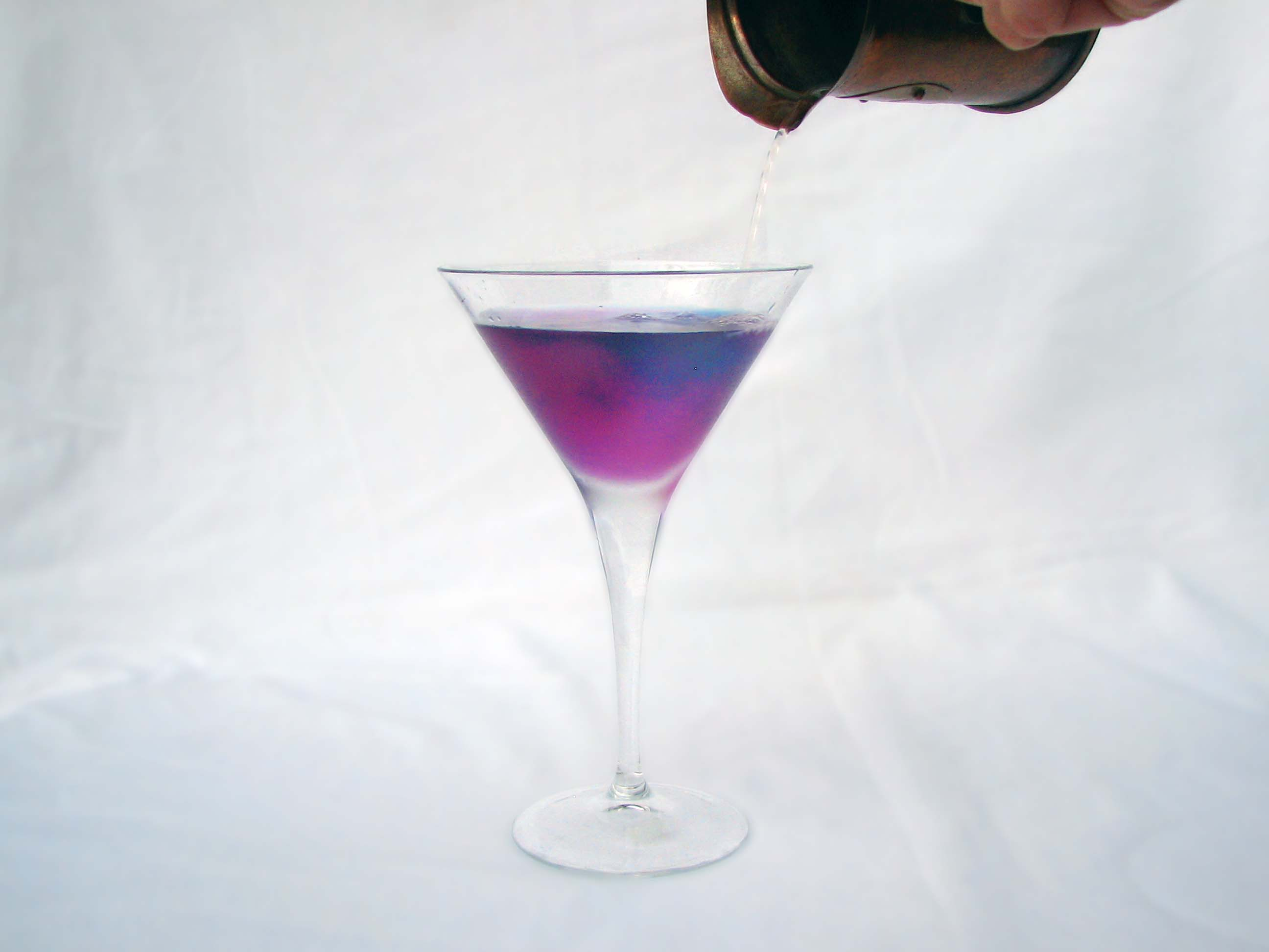 Picture of Color-Changing Cocktails