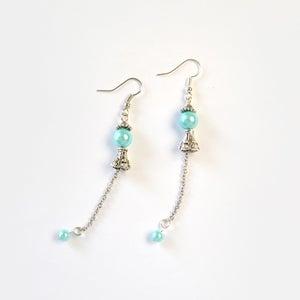 Beebeecraftideas on Making Elegant Pearl Earrings