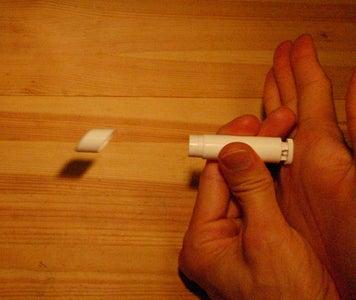 Chapgun, the Chapstick Pop Gun