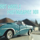 Hot Wheels Photography 101