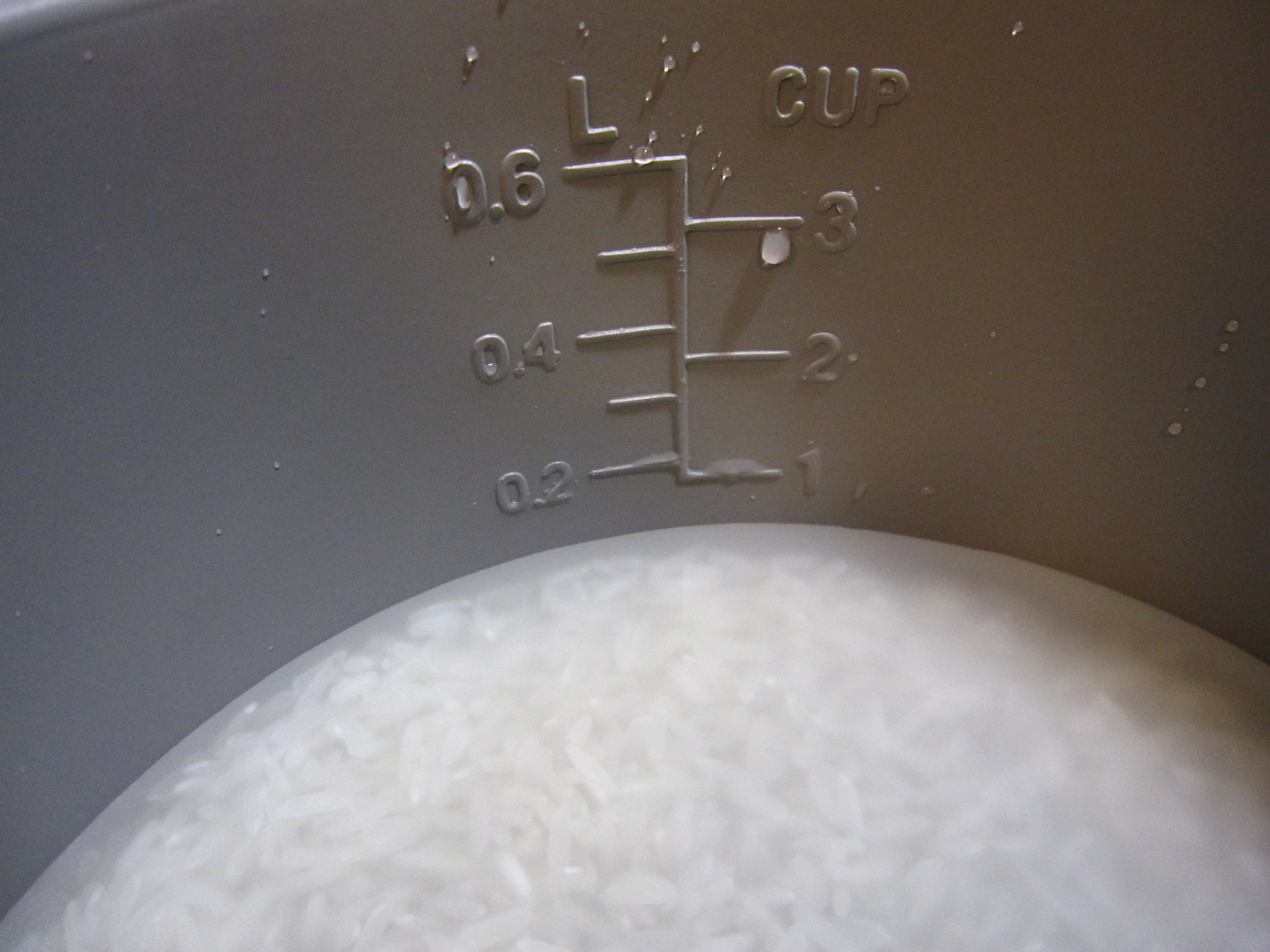 Picture of Wash the Rice