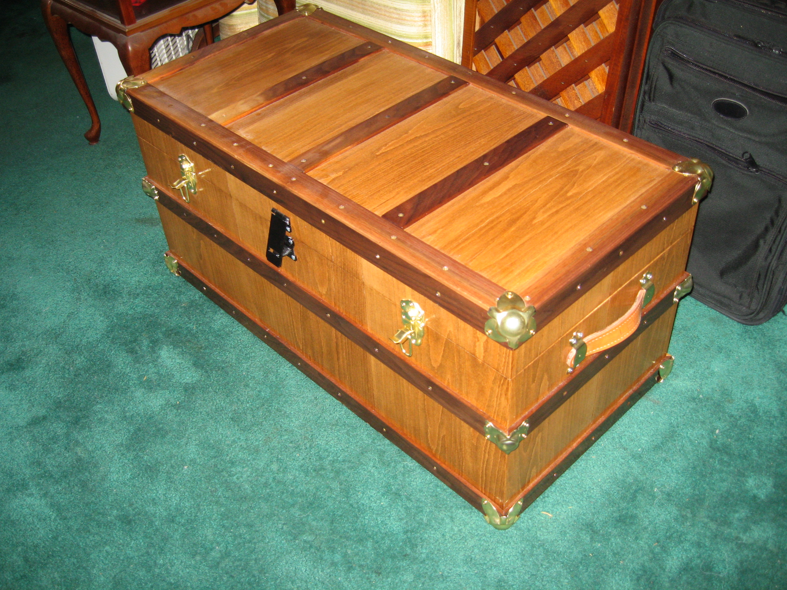 Picture of Steamer Trunk