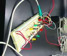 LED Organ Circuit