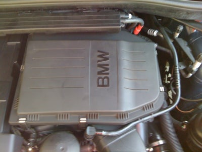 Locate Air Box Under the Hood