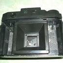 Holga Tweak: Fix for loose film spool and uptake.