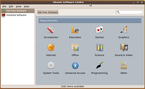 Picture of Download and Install the New Packages and Programs