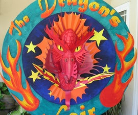 The Red Dragon Instructable