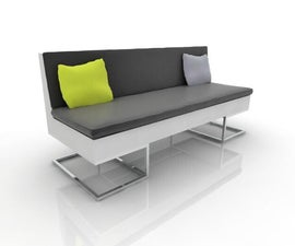 Minimalist Couch