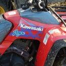 Troubleshooting/repairing a Kawasaki Bayou KLF300 ATV electrical charging system