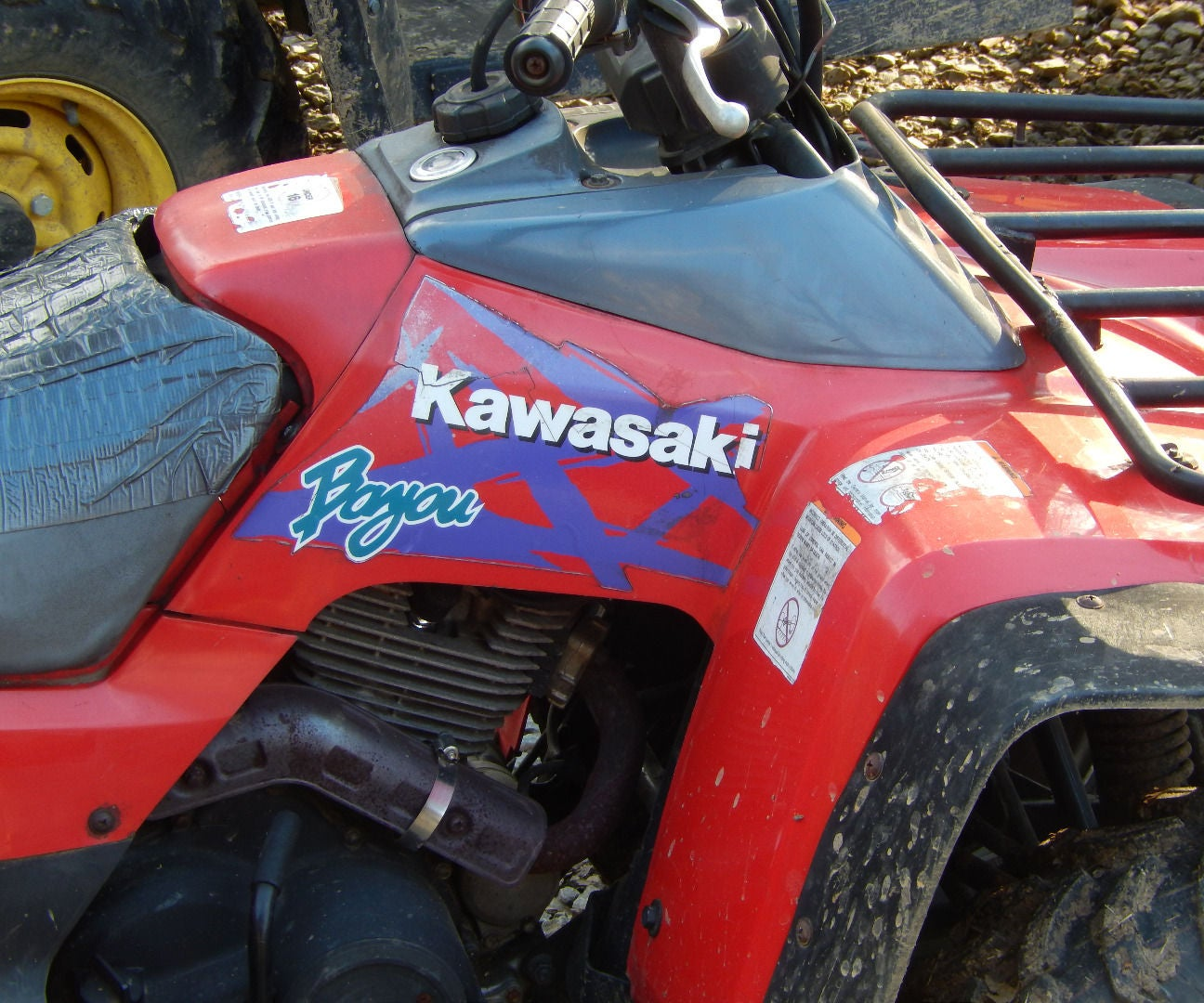 Troubleshooting/repairing a Kawasaki Bayou KLF300 ATV Electrical Charging  System: 7 Steps