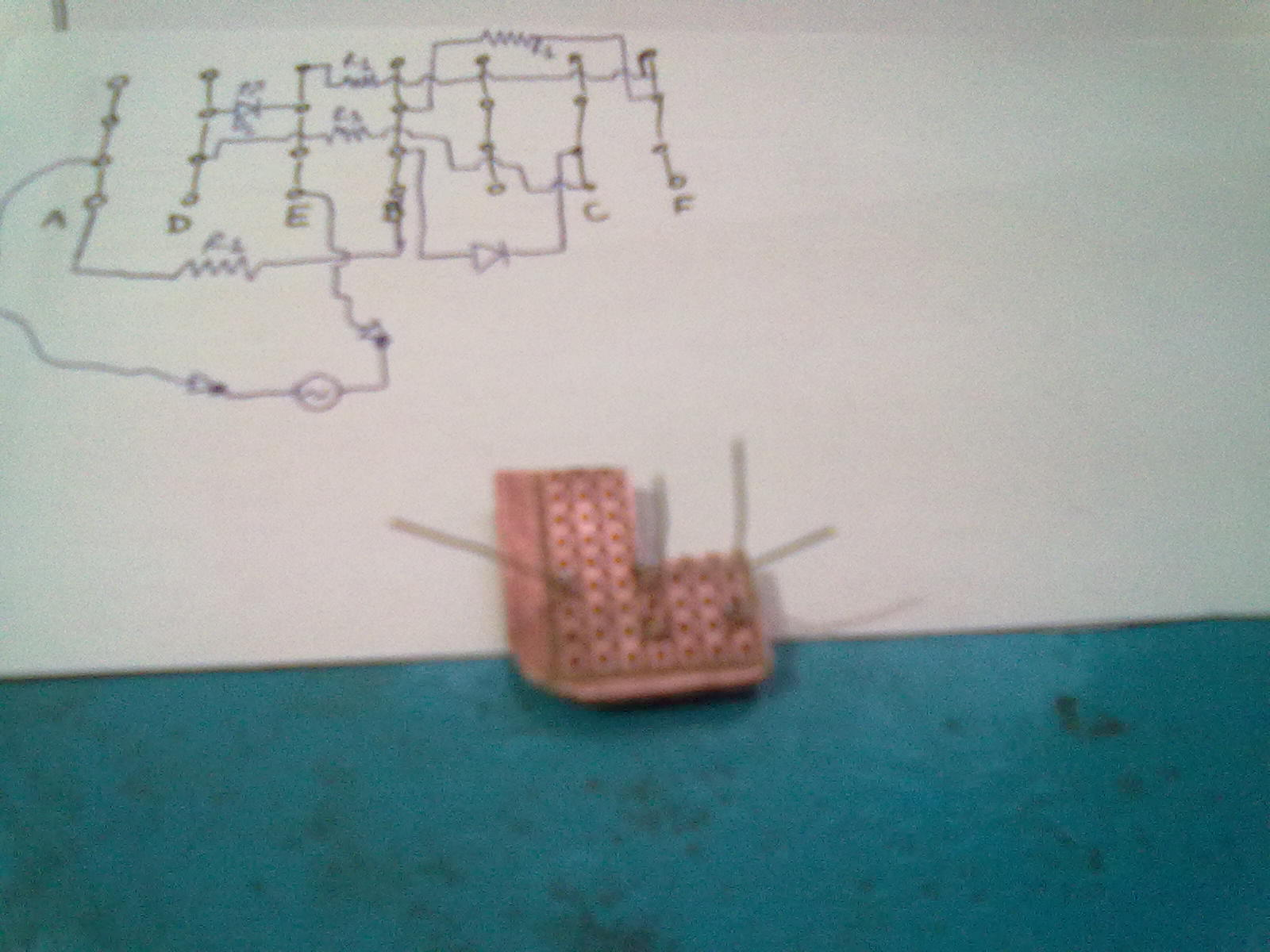 Picture of Note on the Electrical Part