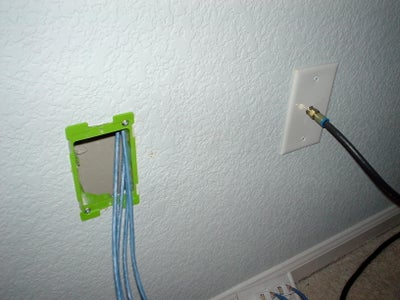 Mounting the Wall Plates