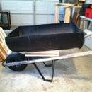 Barrel Wheelbarrow
