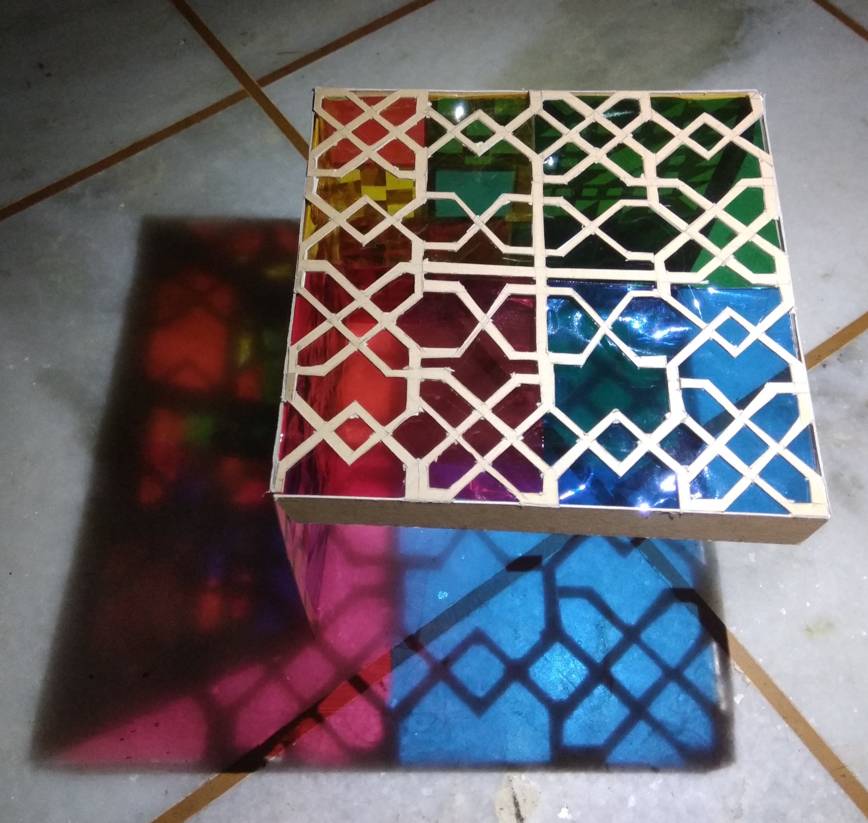 Picture of Sticking Cube