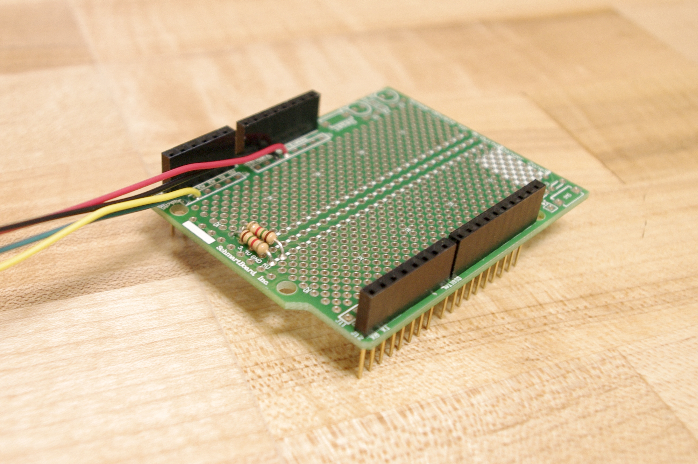 Picture of Attach Wires