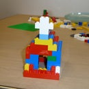 How to build a lego St. Anthony's Chapel