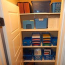 2016 Organizing Tip   From Closet To Supply Room