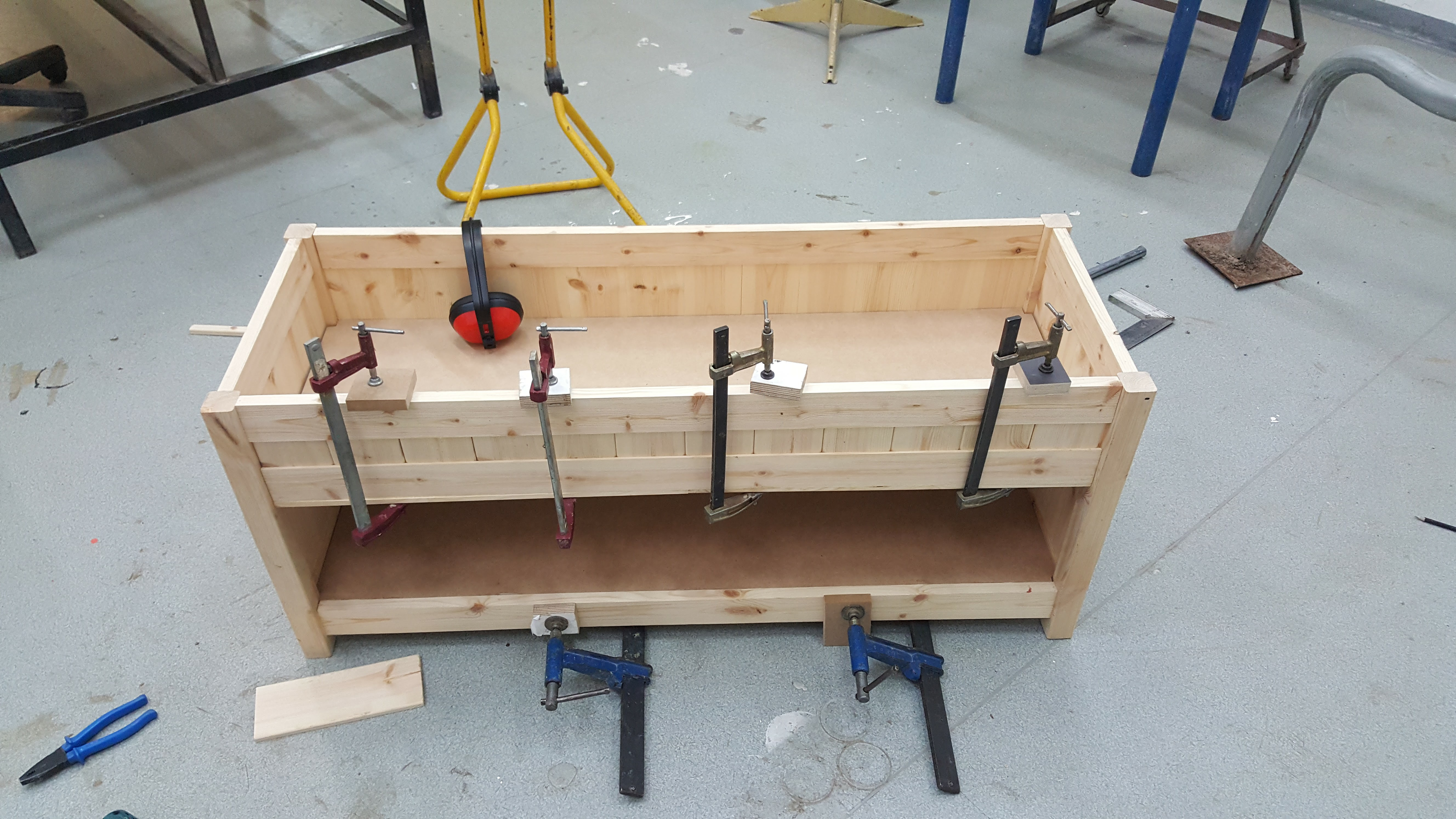 Picture of Add the MDF Boards