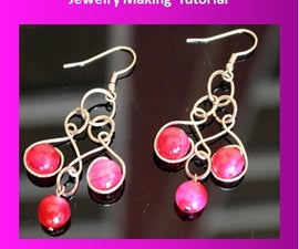 Cherry Dangling Earrings