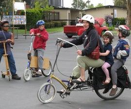 Cargo Rack Bike (Sport Hauler)