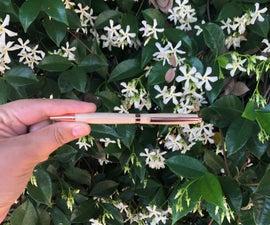 Wooden Slimline Pen