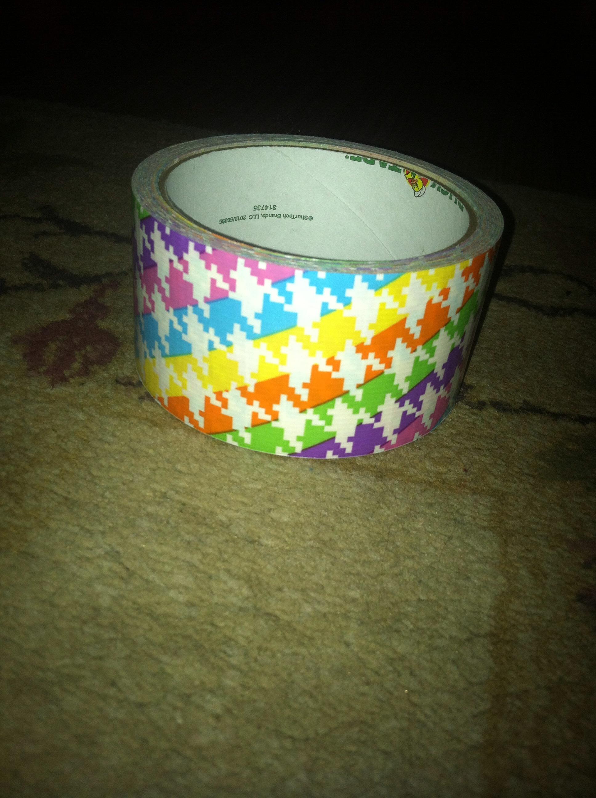 Picture of Ducktape Spike Bracelet