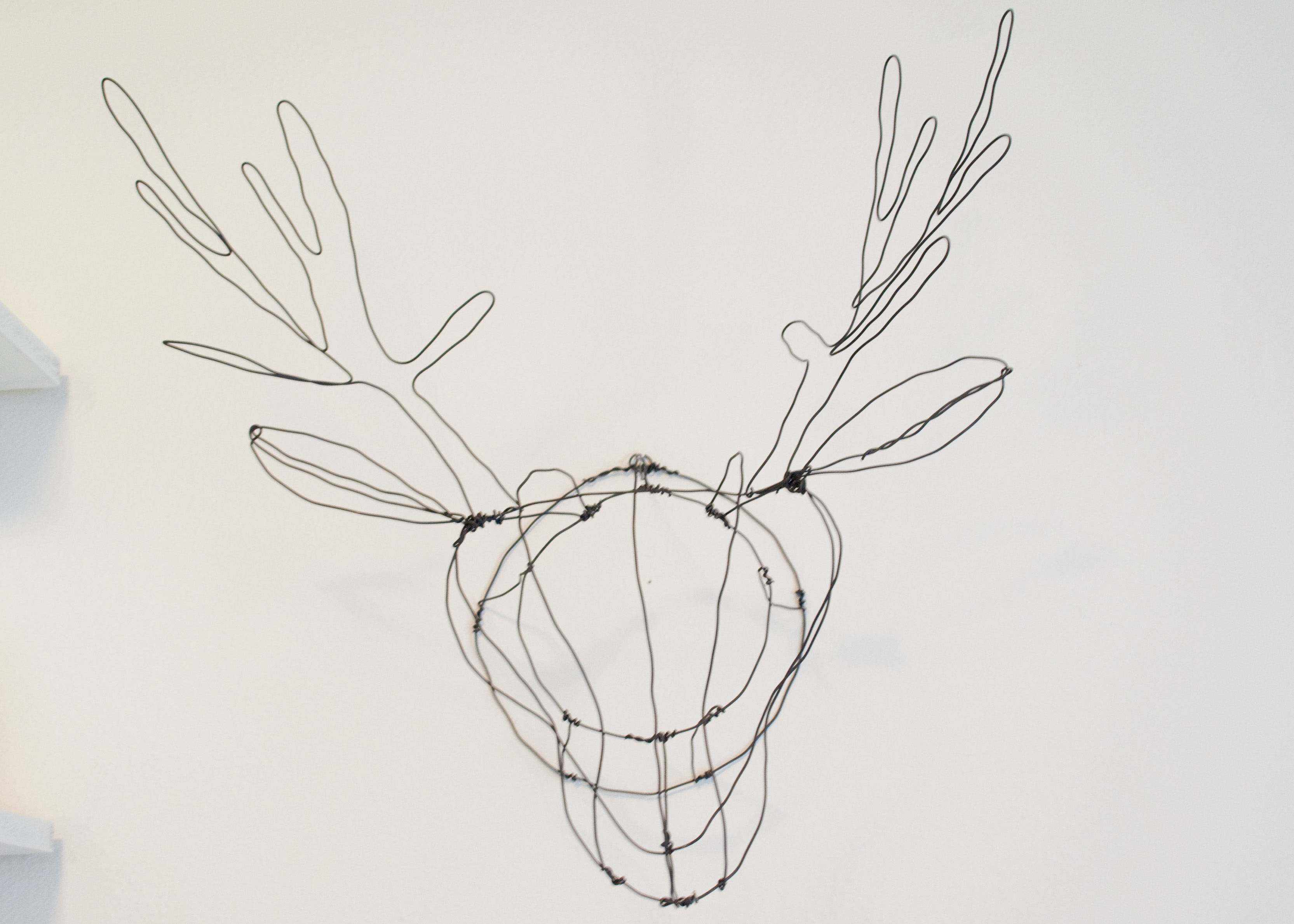 Picture of Making the Antlers