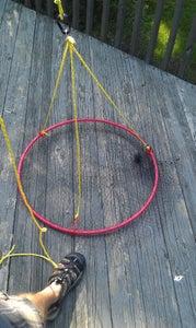 Homemade Pier/Bridge Landing Net  (Fishing)