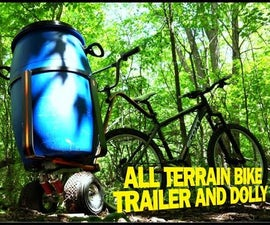 All-Terrain Bike Trailer and Dolly