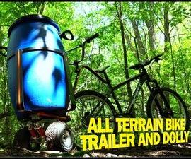 All-Terrain Bike Trailer and Dolly