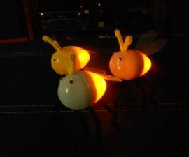 Make a Glow Bug Night Light
