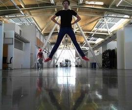 Automatically Take Perfect Jump Shots