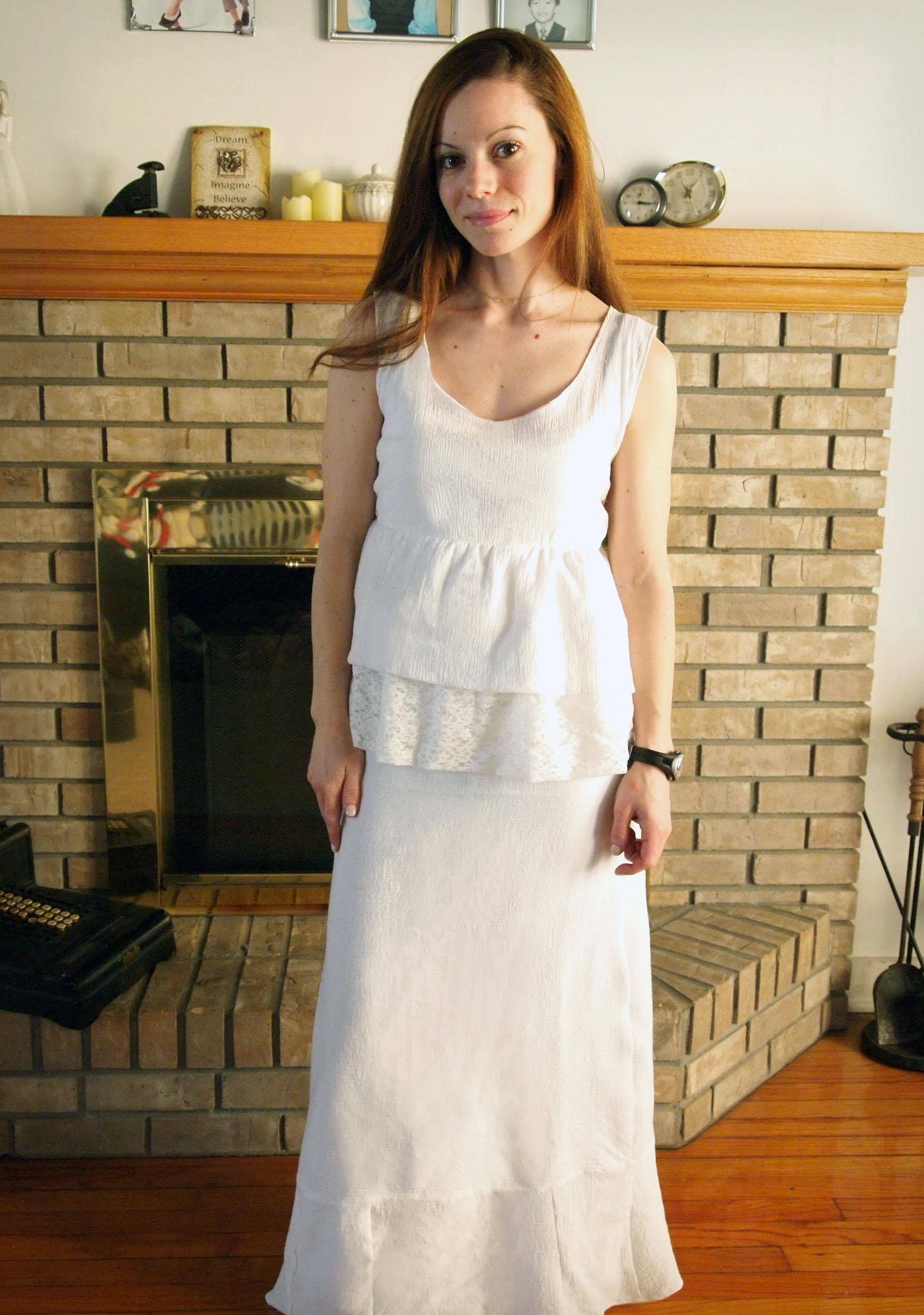 Picture of Summer Maxi Skirt - Simple & Stylish