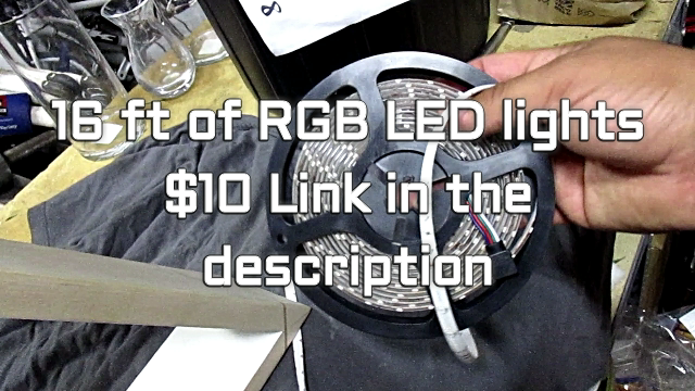 Picture of Attach the LED Strip and ENJOY!