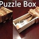 Puzzle Box Safe