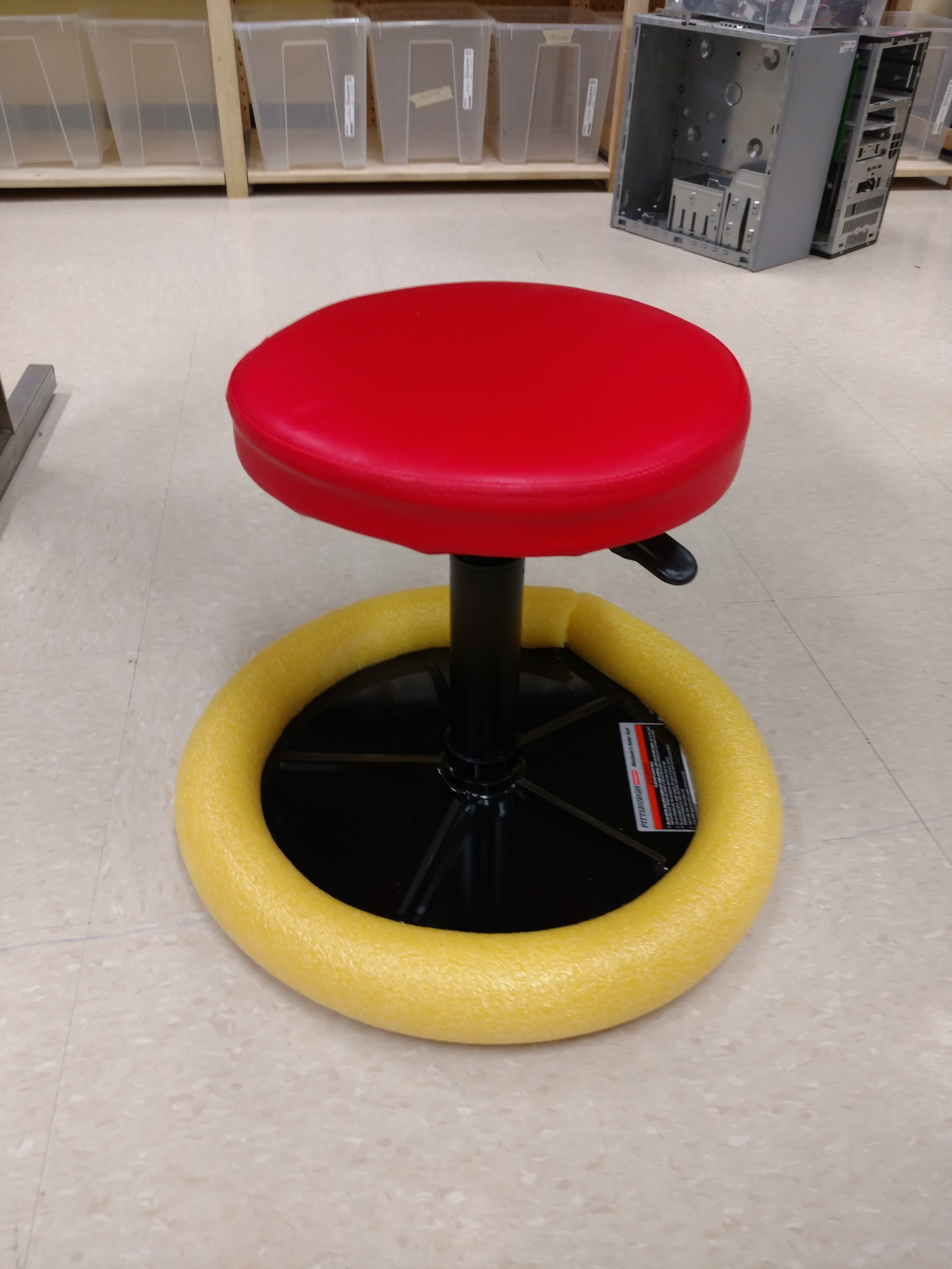 Picture of Assemble the Stool