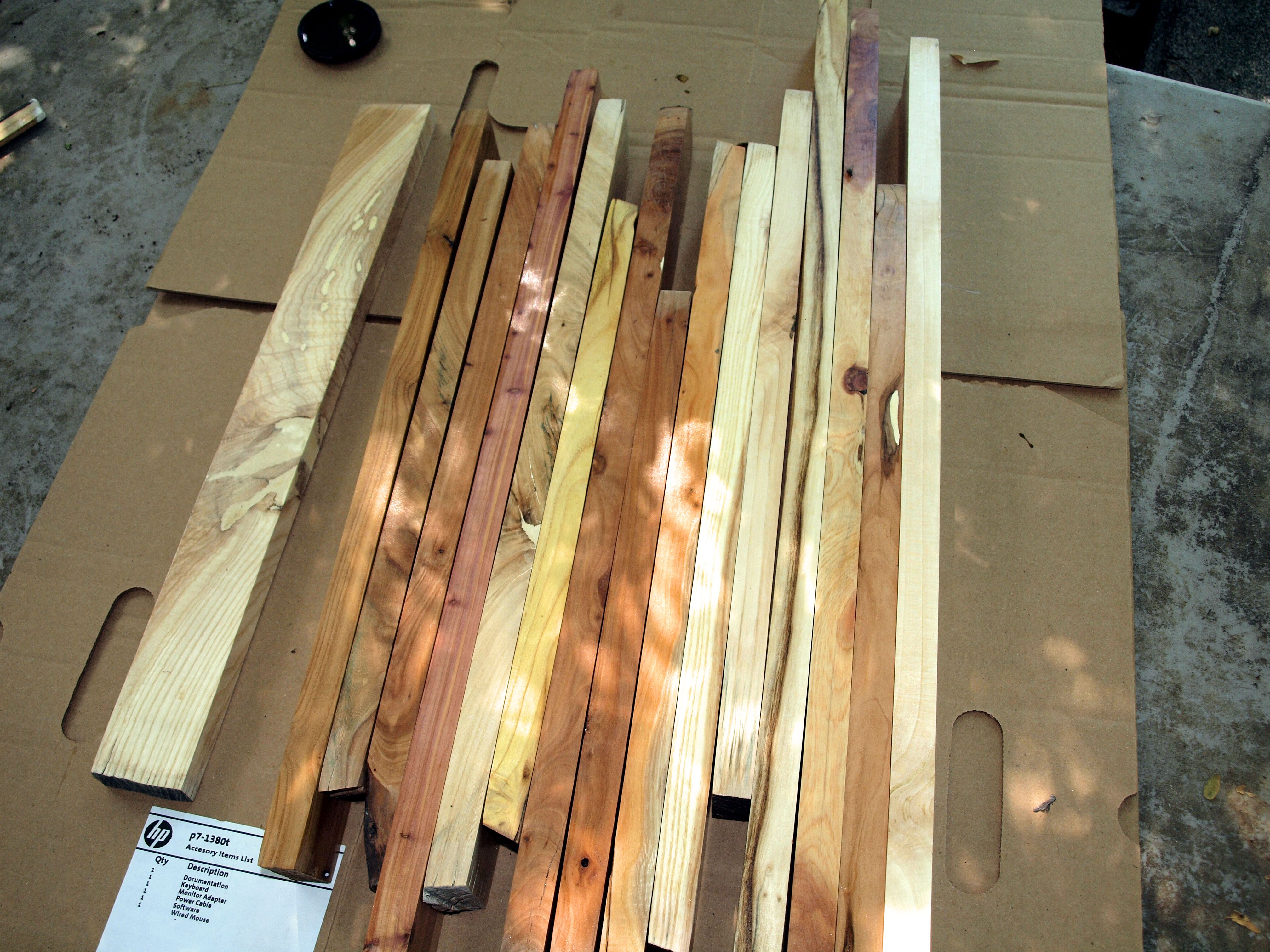 Picture of The Puzzles ---- Starting With Sticks