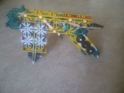 K'nex Shotgun-Pistol