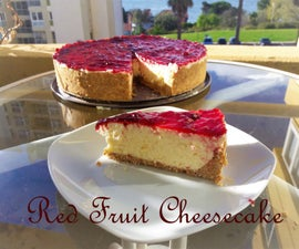 Red Fruit Cheesecake: Culinary Perfection Through Science