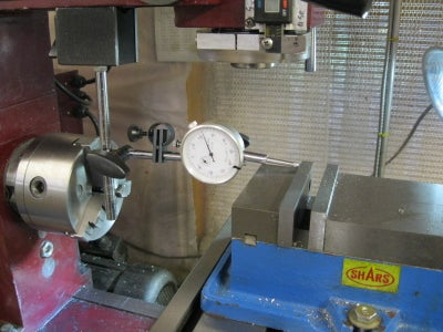 Machining the Mounting Block