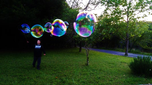 Set Up a BODACIOUS BUBBLE STATION for PARTIES, FESTIVALS & EVENTS - CREATE YOUR OWN GIANT FUN!!!