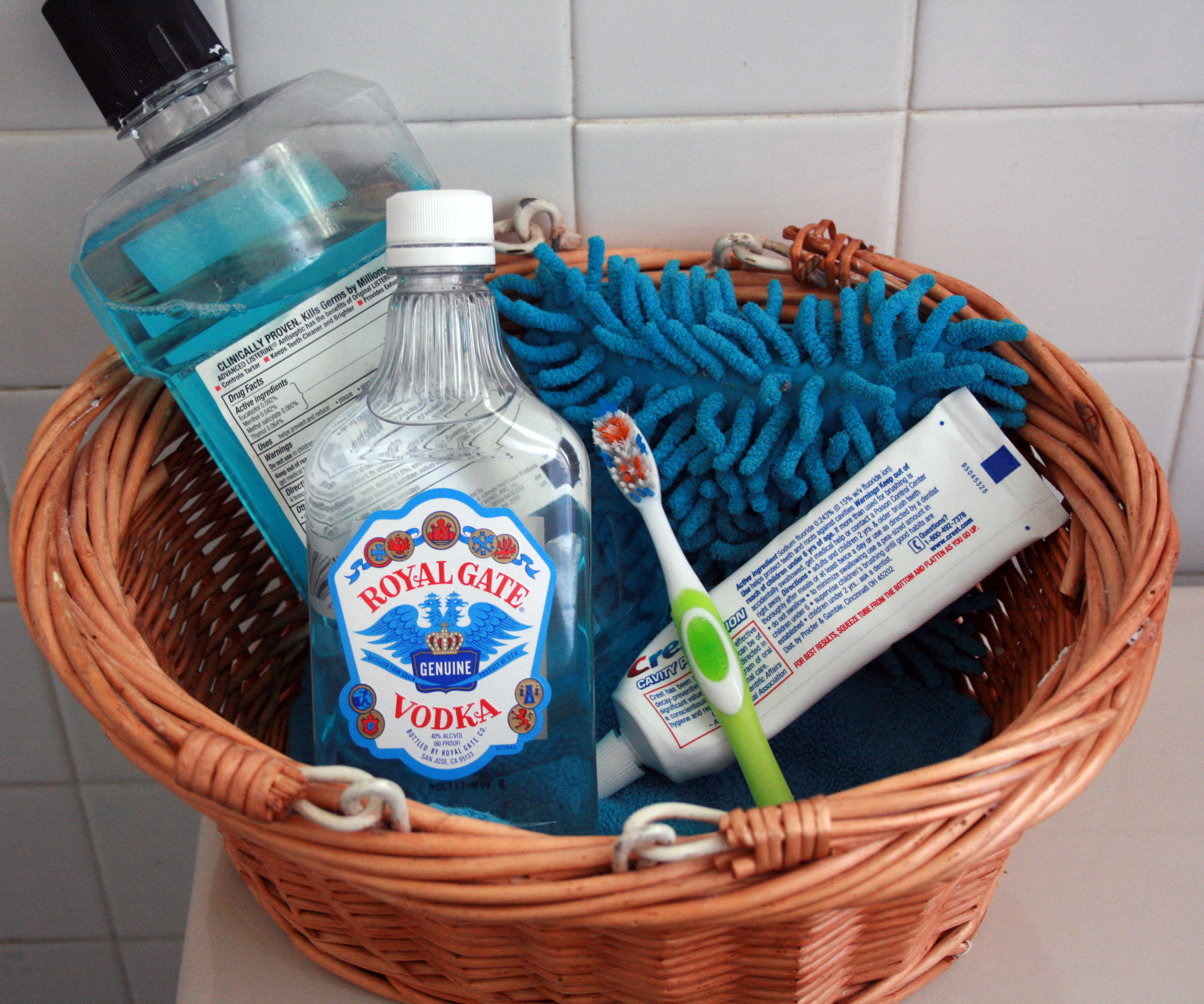 Picture of Mouthwash