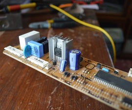 Reusing Old PCB's