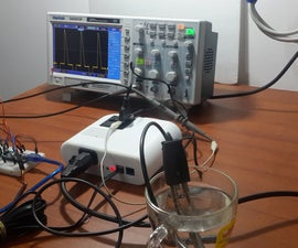Arduino Control AC Water Heater temperature